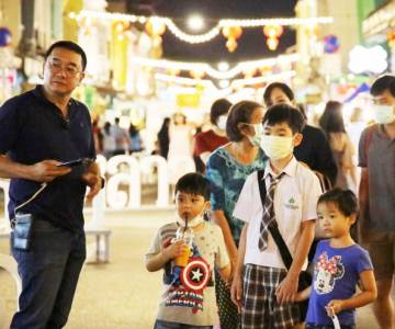 Du lịch Thái Lan tìm cách đón khách trở lại