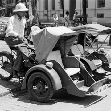 Xó xỉnh Sài Gòn: Nhớ bến xe xích lô máy