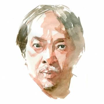"""Nhà thơ Nguyễn Quang Thiều: """"Sự mất ngủ của lửa"""""""