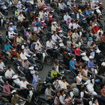 An toàn giao thông : cần tham gia mạnh mẽ của nhà khoa học