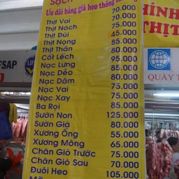 TP.HCM: năm đơn vị đăng ký phân phối thực phẩm VietGAP