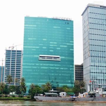 TPHCM: Giá thuê văn phòng năm 2016 có thể tăng 10%