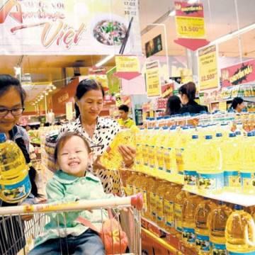 3 nhãn hiệu đang dẫn đầu thị trường dầu ăn Việt Nam