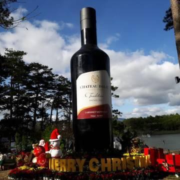 Festival Đà Lạt sẽ có chai rượu vang phục vụ 10.000 người