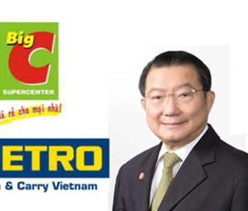 Tỷ phú Thái Lan muốn thâu tóm Big C Việt Nam