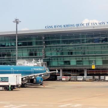 Diệt muỗi ở Sân bay Tân Sơn Nhất