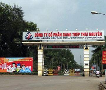Nhà thầu Trung Quốc đòi Gang thép Thái Nguyên bồi thường hàng trăm tỷ đồng