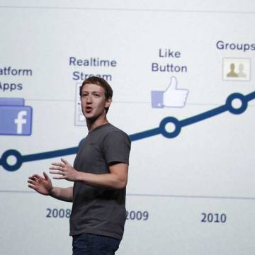Đế chế Facebook và tham vọng của 'Mark Zuckerberg đại đế'