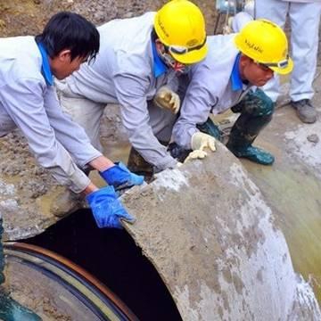 Đường ống nước sông Đà 2: Loại nhà thầu TQ, TCT Vinaconex trúng thầu?