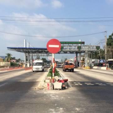 'Mỗi ngày, phải tốn thêm 4 triệu tiền phí cho 22 km đường'