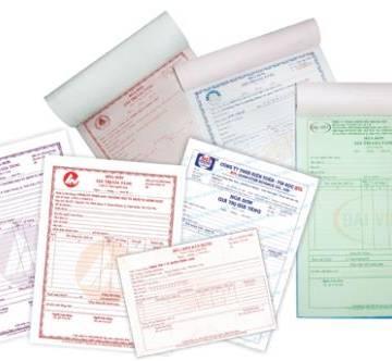 Không có hợp đồng khi đặt in hóa đơn sẽ bị phạt tiền