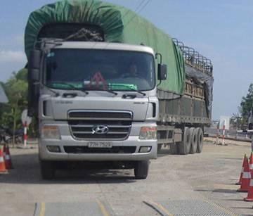 Ngân sách tăng hơn 42 tỷ đồng nhờ xử phạt xe quá tải