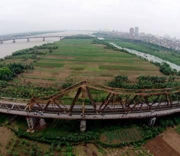 Thủ tướng chưa xem xét dự án đường xuyên Á trên sông Hồng