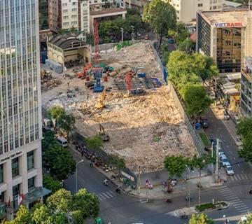 Vì sao Sabeco 'rút chân' khỏi dự án bất động sản nghìn tỷ?