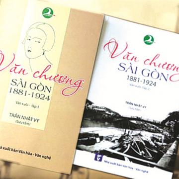 Sách hay 2018: Tìm bản lai diện mục của Sài Gòn và con người thần thánh