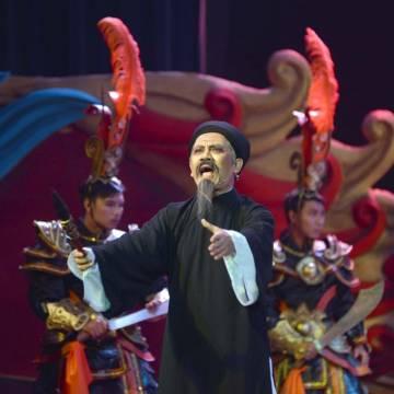 Vở diễn Tiên Nga và 'ngòi viết chí công' của Nguyễn Đình Chiểu