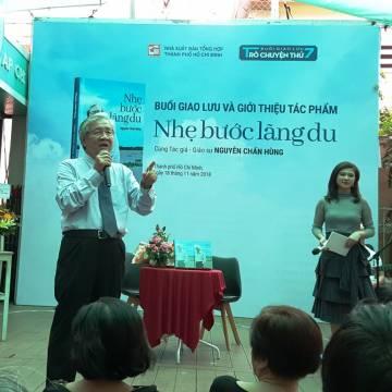BS Nguyễn Chấn Hùng: Nguyễn Hiến Lê là thầy tôi