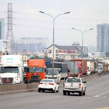 200.000 xe khách, xe container phải lắp camera giám sát