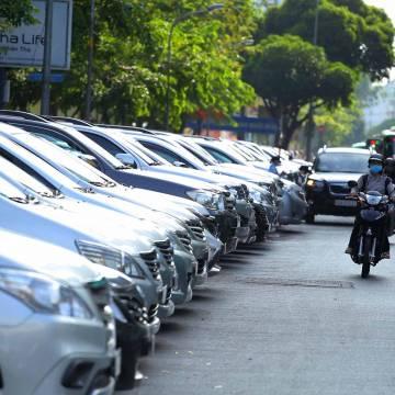 TP.HCM đề xuất giữ lại 100% phí đỗ ô tô để trả lương cho nhân viên