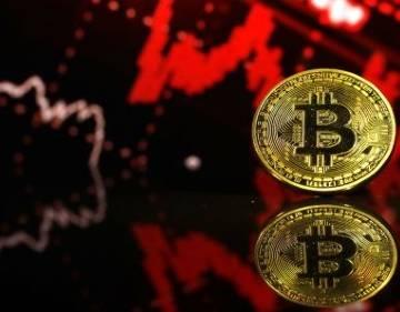 Giá Bitcoin lao dốc dưới 48.000 USD