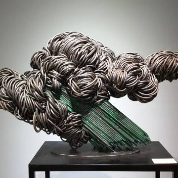 Điêu khắc Việt Nam gian nan vì thiếu công nghệ?