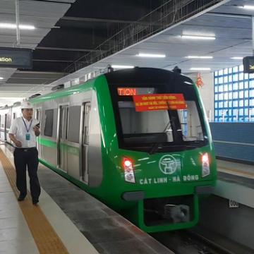 Đường sắt Cát Linh – Hà Đông vẫn chưa thể vận hành