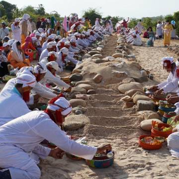[Photo] Lễ hội Ramưwan của người Chăm Bàni