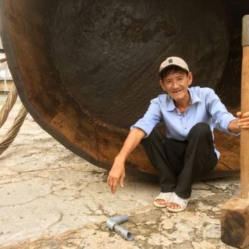 Người thợ đóng thùng cuối cùng ở Phan Thiết