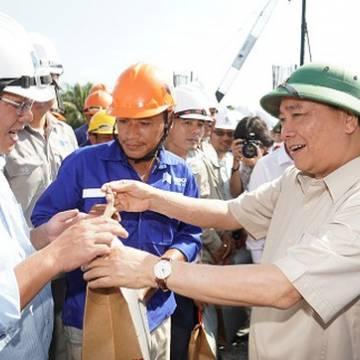 Chính phủ duyệt phân bổ 2.186 tỷ đồng cho dự án cao tốc Trung Lương – Mỹ Thuận