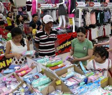 TP.HCM: Sức mua sụt giảm mạnh