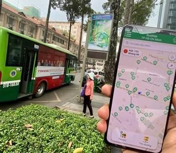 BusMap, để xe buýt tiện hơn