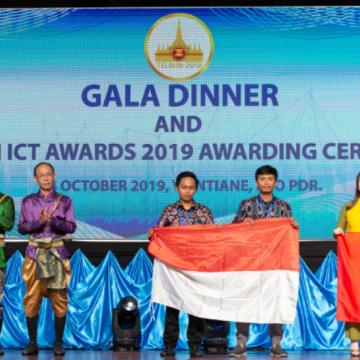 Mạng xã hội học tập của Viettel đạt giải vàng tại Asean ICT Awards 2019