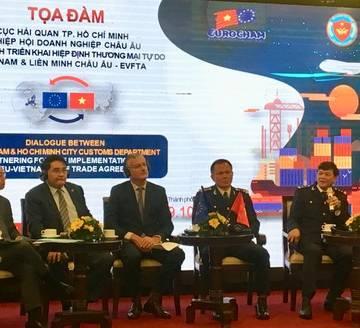 Hải quan TP.HCM xây dựng 'hệ sinh thái logistics'