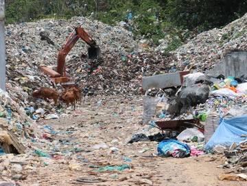 Đề nghị xử lý hơn 70.000 tấn rác thải ở Côn Đảo