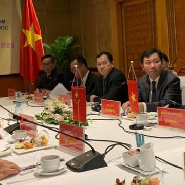 Bộ trưởng Nông nghiệp Trung Quốc cam kết tạo điều kiện thuận lợi cho nông sản Việt Nam