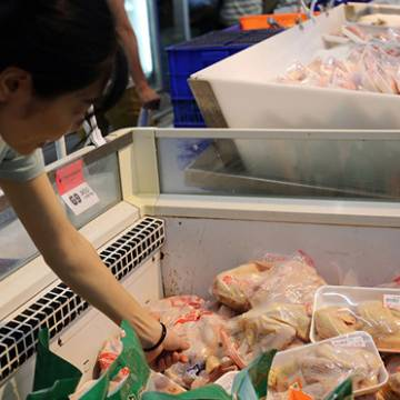 Thịt gà nhập khẩu về Việt Nam giá 19.800-21.500 đồng/kg