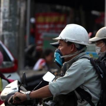 TP.HCM: Ô nhiễm không khí gia tăng