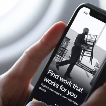 Uber Works 'việc tìm người-người tìm việc' chính thức ra mắt