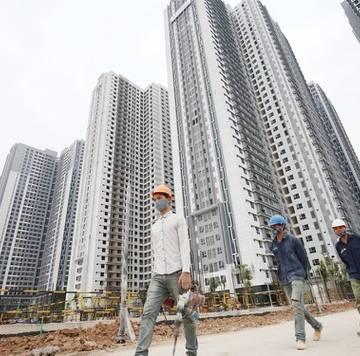 Thị trường bất động sản: nỗi lo đổ vỡ