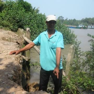 Hơn 680 điểm sạt lở bờ sông ở ĐBSCL