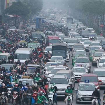 Bộ Giao thông vận tải đề xuất kiểm soát tiêu chuẩn khí thải xe máy