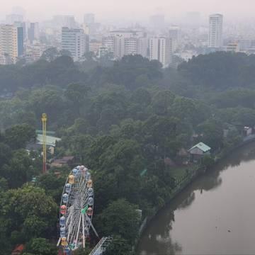 Hà Nội và TP.HCM đón tuần mới với ô nhiễm không khí