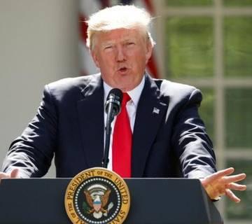 Mỹ chính thức rút khỏi Hiệp định Paris về biến đổi khí hậu
