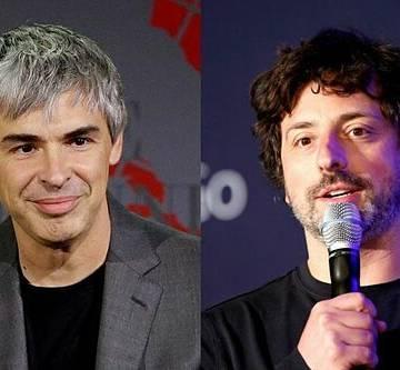 Hai nhà đồng sáng lập Google từ nhiệm, Pichai làm CEO Alphabet