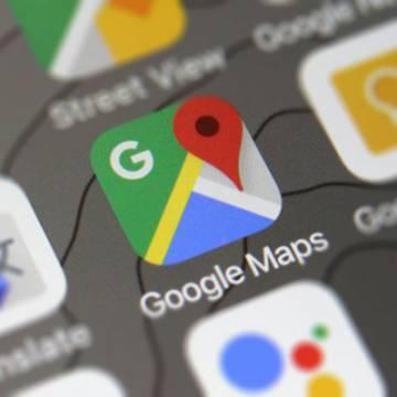 Ứng dụng Google Maps có thể theo dõi 'đường đi nước bước' của bạn