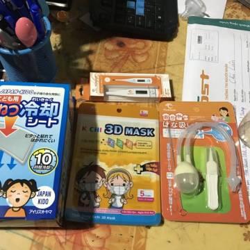 'Hô biến' thiết bị y tế, đồ dùng trẻ em Trung Quốc thành hàng Nhật, Hàn