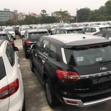 Số thu thuế tăng thêm gần 20.000 tỷ đồng nhờ ô tô nhập khẩu