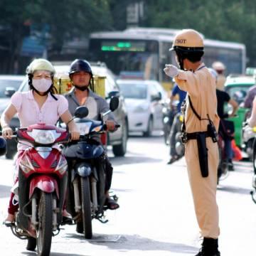 Toàn bộ tiền phạt vi phạm giao thông phải nộp ngân sách
