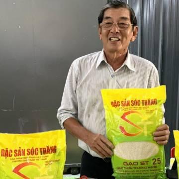 ST 25 và 'chỗ yếu' của nông sản Việt