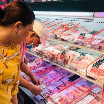 Nhập khẩu thịt đông lạnh từ Brazil tăng gần gấp đôi